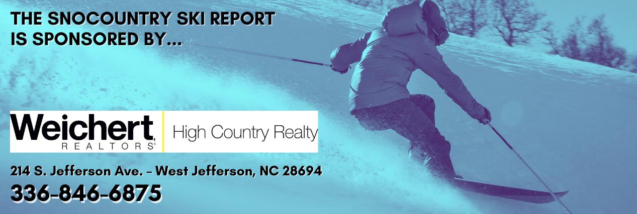 Snocountry Ski Report 2020